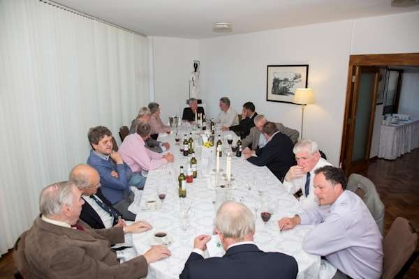Roger Norris Dinner Durham City Freemen