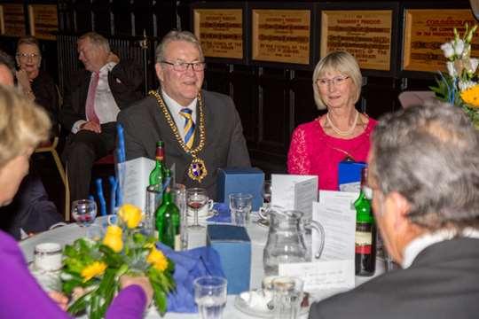 Annual Dinner 2016 Durham City Freemen