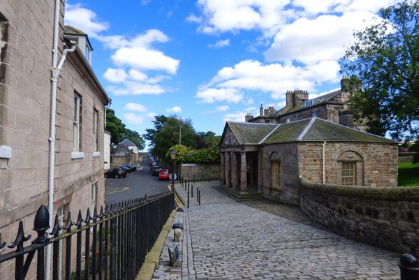 Visit To Berwick Durham City Freemen
