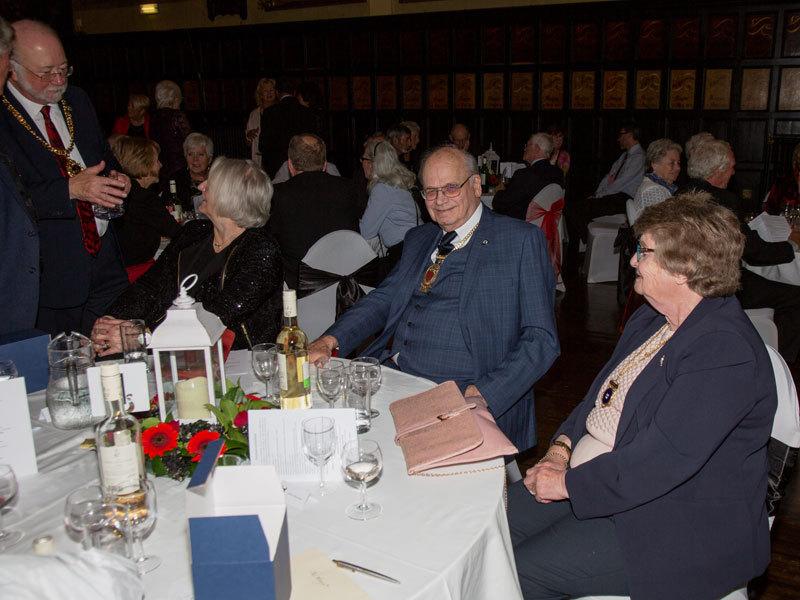 Annual Dinner 2018 Durham City Freemen