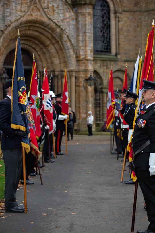 Remembrance Parade 2018 Durham City Freemen