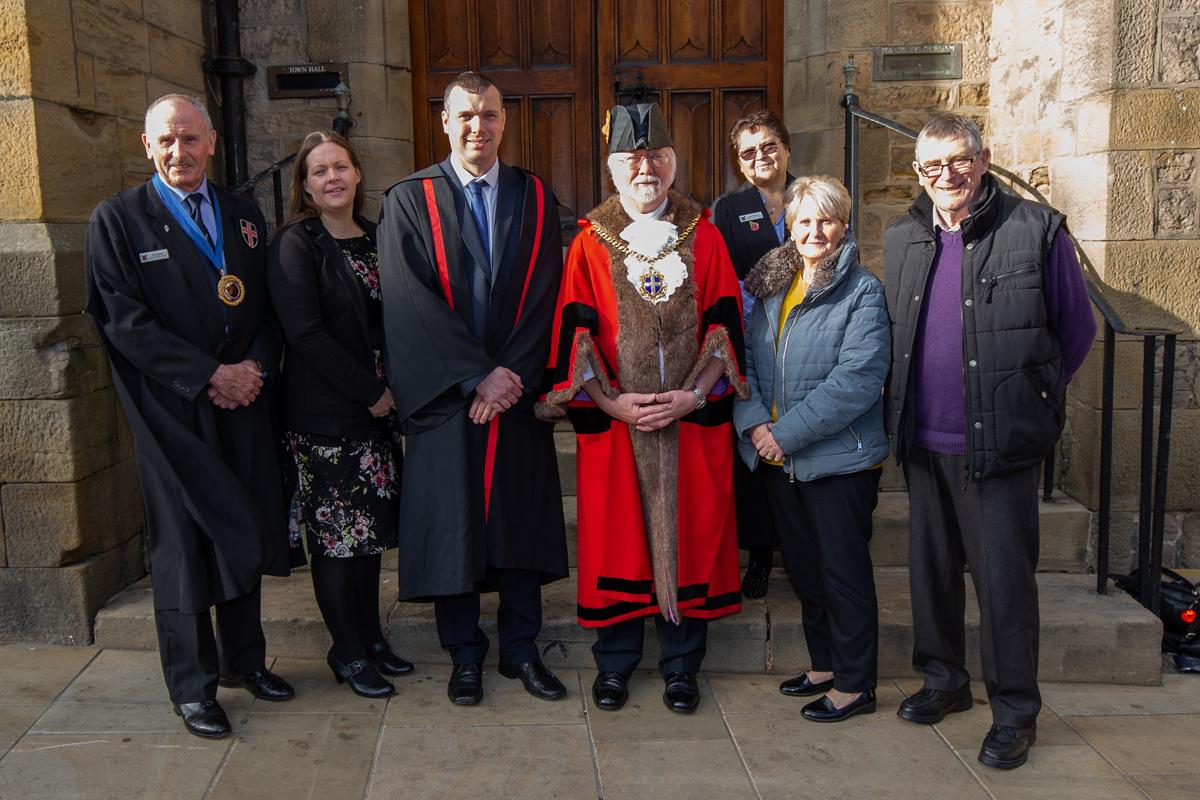 Martinmas Guild Day 2018 Durham City Freemen