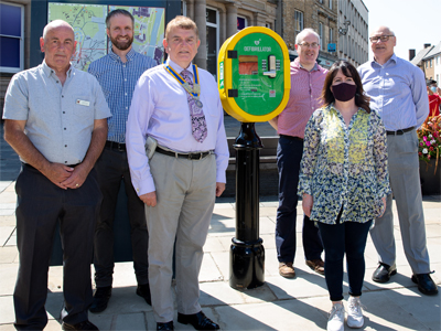 Freemen Play Key Role In Launch Of Life-Saving Medical Network