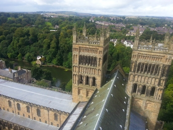 Tour of Durham Cathedral