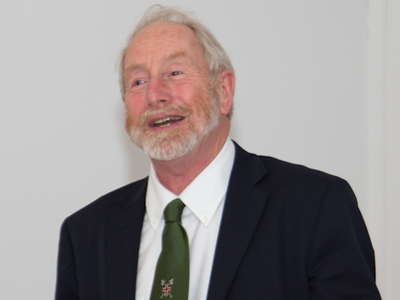 Trustees' chairman Roger Norris steps down after two decades at the helm