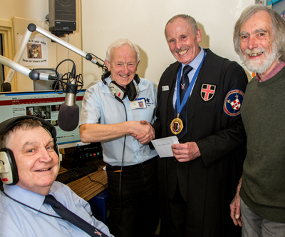 Hospital Radio Gets Vital Injection