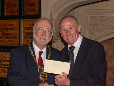 Freemen's Gift To Mayor's Charity Appeal